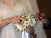 חתונה - כלה חתן טבעת  / צלם: רויטרס
